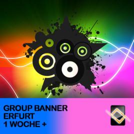 Group Banner Region Erfurt